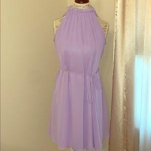 Pink Blush Maternity Dress!
